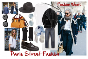 Fashion Friday – Paris Street Style