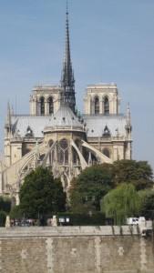 Paris – baguette crumbs through the city of lights…