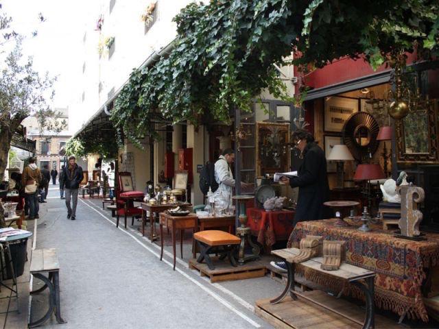 Paris Flea Market Saint Ouen