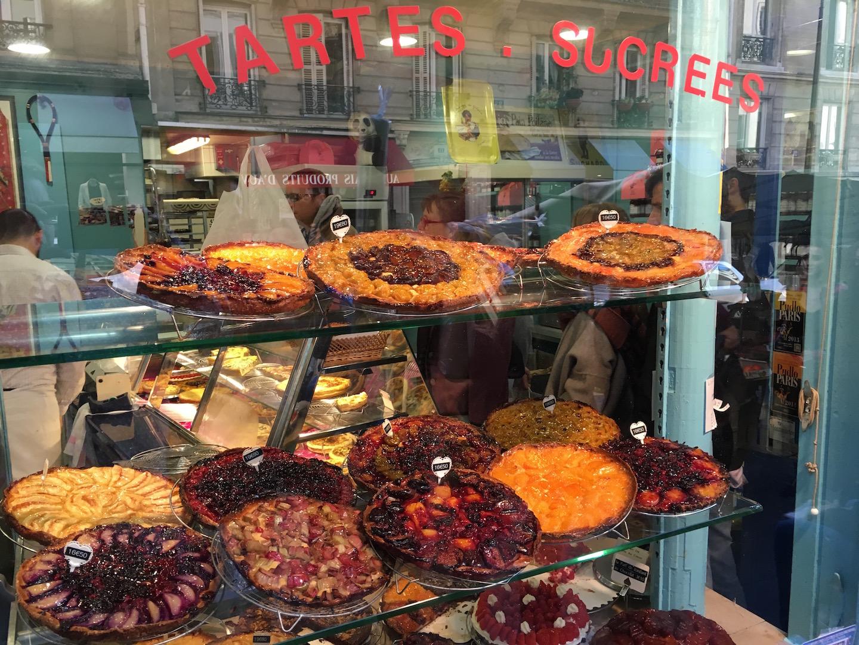 Tartes Sucres Paris