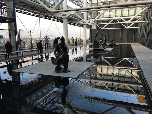 Walking Tour Of Paris - Pompidou Center - DeliciousPerspective.com