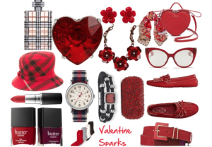 Fashion Friday – Valentine Sparks