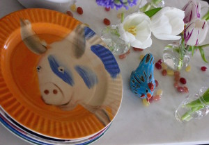 Easter and Spring Table Settings – Fun and Easy