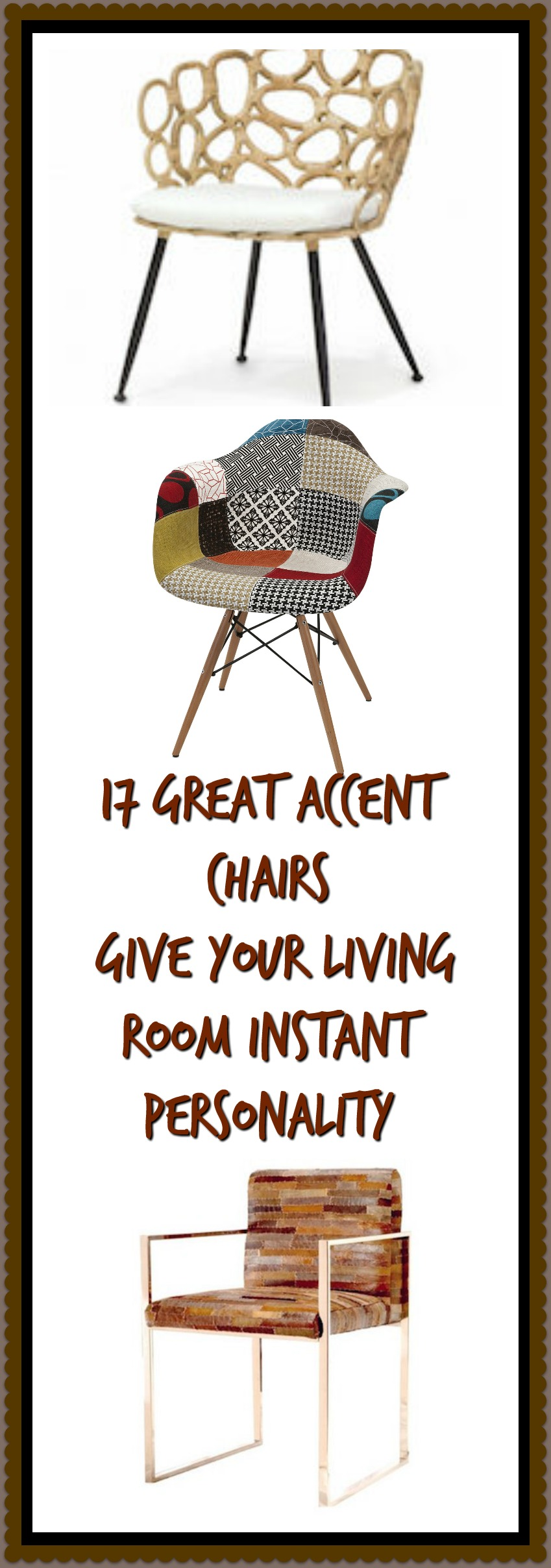 Accent Chairs from DeliciousPerspective.com