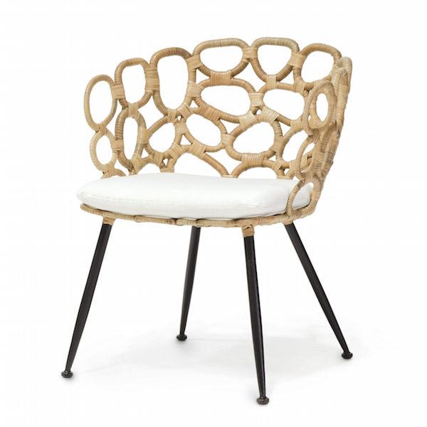 Palecek Chair | DeliciousPerspective