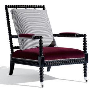Ralph Lauren Spindle Chair | DeliciousPerspective