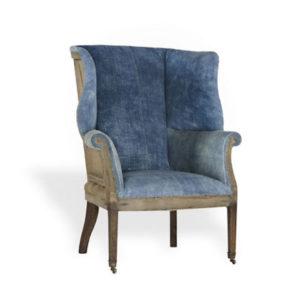 Ralph Lauren Wing Chair | Delicious Perspective