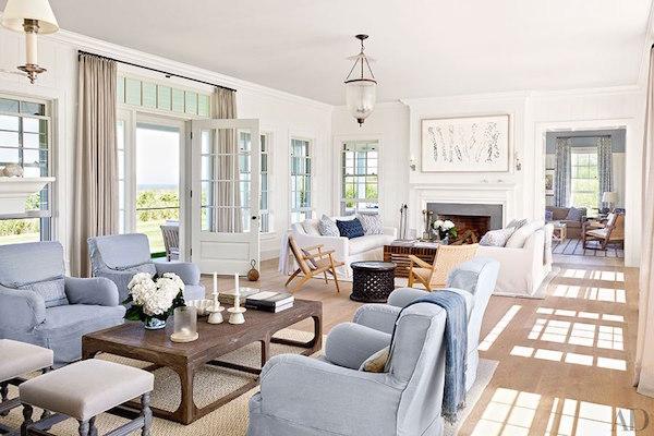 Victoria Hagan Designs Living Room
