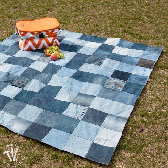 Picnic Blanket | DelicioiusPerspective.com