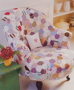 Quilts as Upholstery \ DeliciousPerspective.com