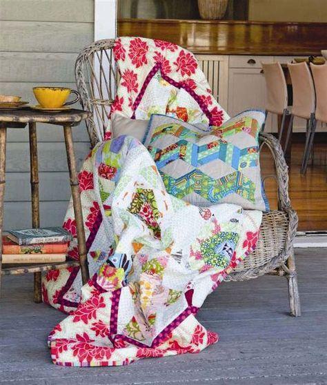 Front Porch Quilt | DeliciousPerspective.com