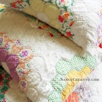 Quilts into Pillows