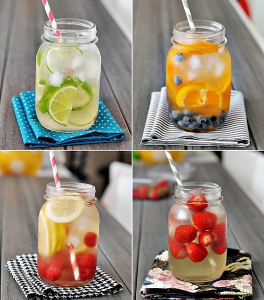 Infused Water | BambooCoreFitness.com